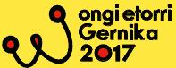 Ongi Etorri Gernika 2017 Logo