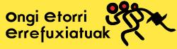 Ongi etorri Errefuxiatuak Logo