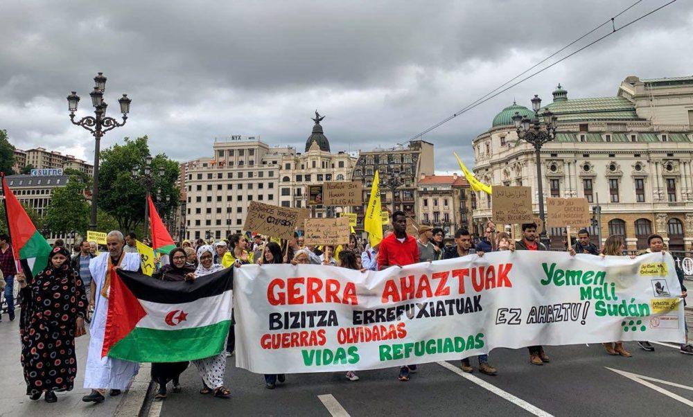 día internacional de la perosna refugiada